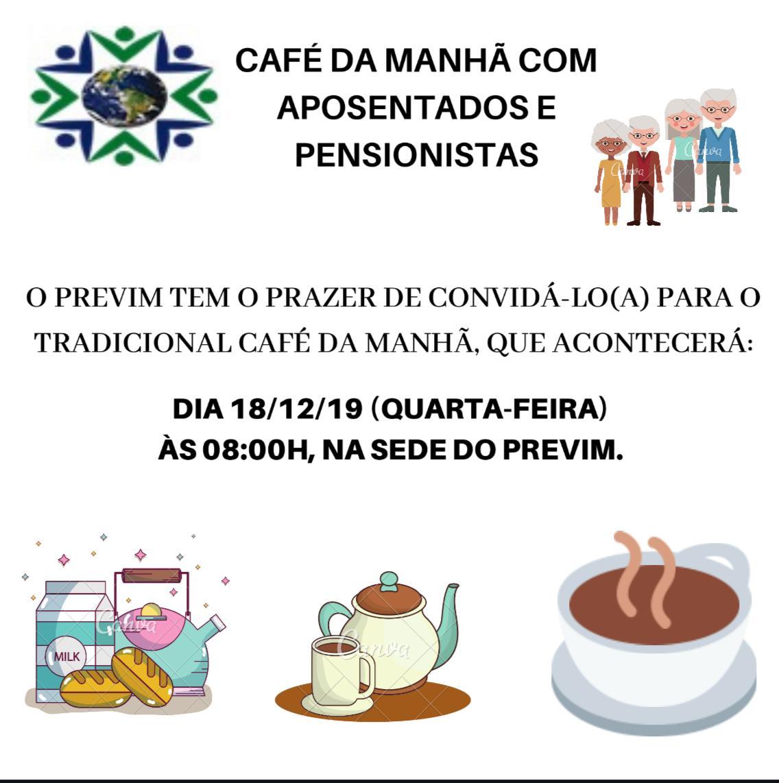 Convite aos todos os aposentados e pensionistas